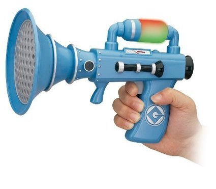 Despicable Me 2 Fart Blaster: A Despicable Minion Gadget - Toys And Games Win | Nothing But News | Scoop.it