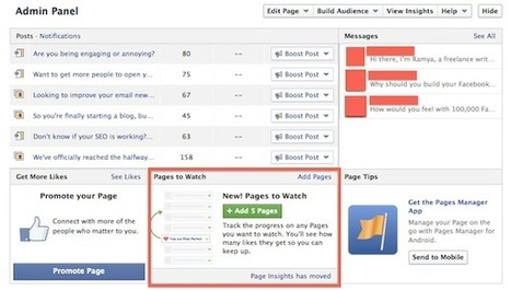 TIPS - 7 Features for Your Brand's Facebook Page | Poverty1 | Scoop.it