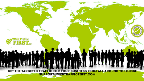 Want to grow your business ? Let us nurture your business for you. | Web Traffic First | Scoop.it