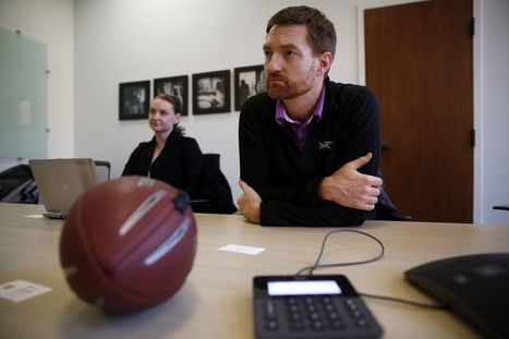 Wilson rolls out smart football, just in time for Super Bowl | technology | Scoop.it