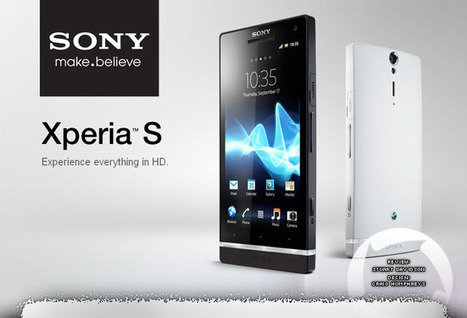 Sony Xperia S Android Smartphone Review | Best Smartphone 2012 : 2012 Smart Phone Reviews | Scoop.it