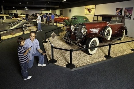 The Old Cars Love Being At National Automobile Museum | Travel and Destinations | Scoop.it
