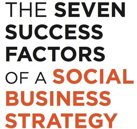 5 important questions answered about the importance of social business strategy - Brian Solis   Public Relations & Social Media Insight   Scoop.it