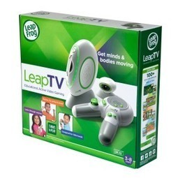 Buy LeapFrog LeapTV Educational Active Video Game System | My Stages | Scoop.it
