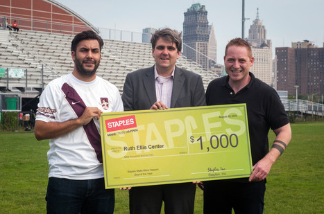 Detroit City FC Donates Goal of the Year Proceeds to Ruth Ellis Center   The NPSL Reporter   Scoop.it