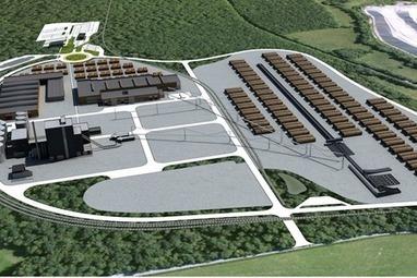 Morvan: La méga-scierie «durable» a-t-elle un avenir? | Notre Dame Des Bois | Scoop.it