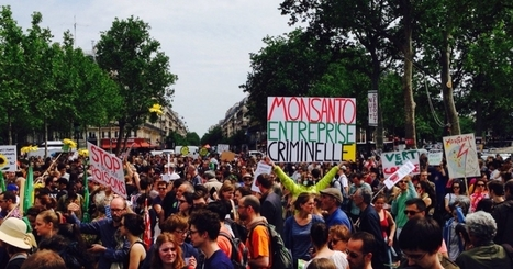 Activists, Farmers, Indigenous People Rise Up to March Against Monsanto | sustainablity | Scoop.it