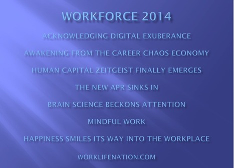 7 Trends To Help You Thrive, Ignite Flow and Boost Well-Being at Work   WorkLife Nation   Work Stress, Well-Being, Mindfulness and Happiness in Career   Scoop.it