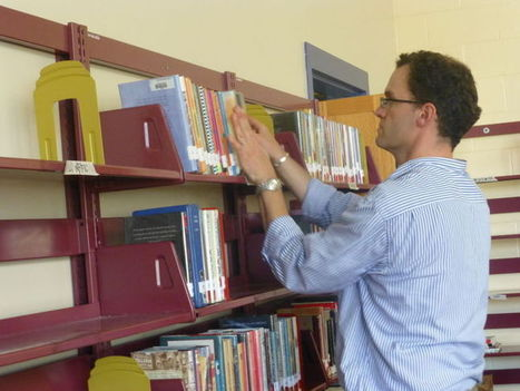 Learning hub' takes shape | School Library Advocacy | Scoop.it