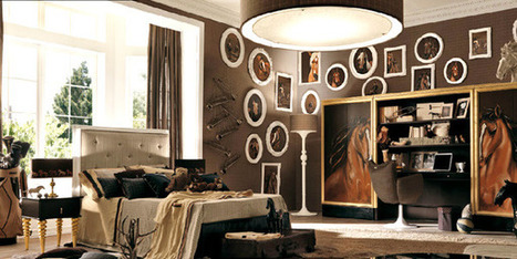 Stylish and Sophisticated Altamoda Italia Bedrooms | Home & Office Styling | Scoop.it