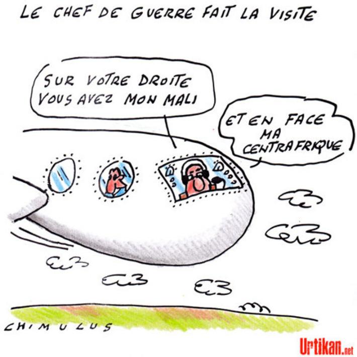 Hommage à Mandela : Nicolas Sarkozy accompagnera François Hollande | Baie d'humour | Scoop.it
