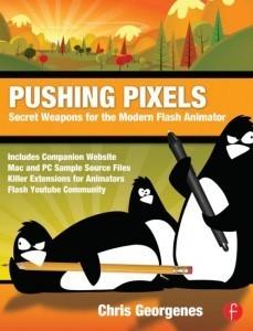 Pushing Pixels | Keyframer | Everything about Flash | Scoop.it