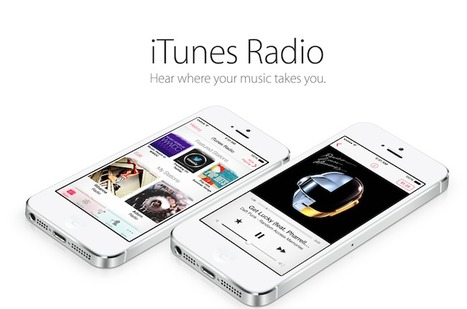 What to Expect from Apple's Expected iTunes Radio Announcement Tomorrow | Music business | Scoop.it