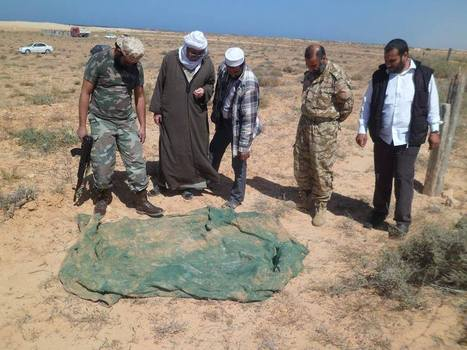 Three bodies found near Sirte could be from missing helicopter: security forces - Libya Herald | Saif al Islam | Scoop.it