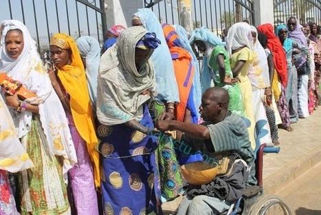 Premières retombées du magal de Touba 2013: La bonne affaire des mendiants   Actualité au Sénégal   Scoop.it