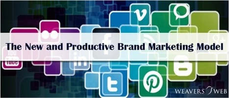 The New and Productive Brand Marketing Model | Web Design, Development and Digital Marketing | Scoop.it