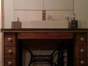 Réaliser un lavabo avec une machine à coudre #tuto  #DIY #Bricolage #idées | Best of coin des bricoleurs | Scoop.it