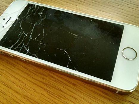 Brevet Apple : demain, l'iPhone retombera toujours sur le dos - CNET France | SerenDeep | Scoop.it