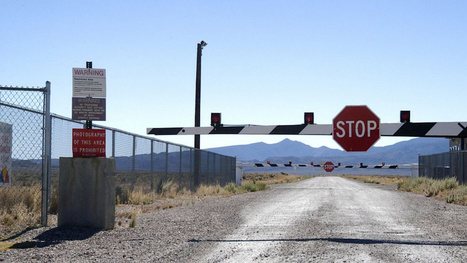 The U.S. government has finally confirmed the existence of Area 51 | Strange days indeed... | Scoop.it