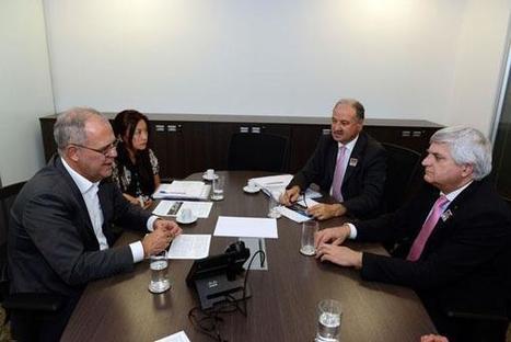 Brasil | EPL discute cooperação e investimentos com a Refer de Portugal | Notícias-Ferroviárias Português | Scoop.it