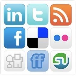 Social Media Goals to Measure | Top Marketing Tips - Web Design ... | Social Media's Influence on Society | Scoop.it