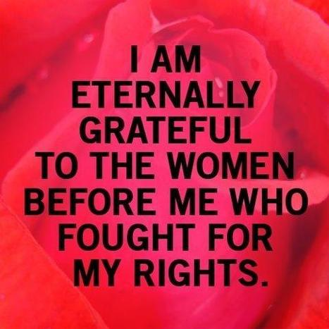 To all of you, your mothers, grandmothers, and great grandmothers et. al. | Coffee Party Feminists | Scoop.it