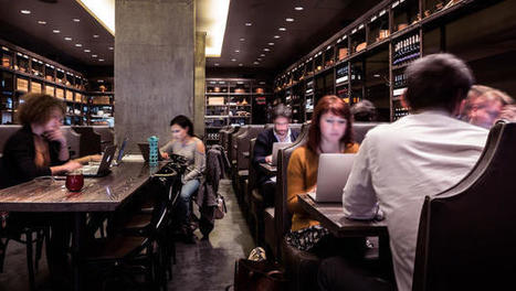 Are Empty High-End Restaurants The Next Coworking Trend? | Conetica | Scoop.it