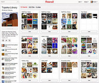 Pinterest for Libraries – what we're doing | David Lee King | The Teaching Librarian | Scoop.it