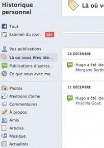 Supprimer son identification des photos sur Facebook | Comptoir Numérique | Scoop.it