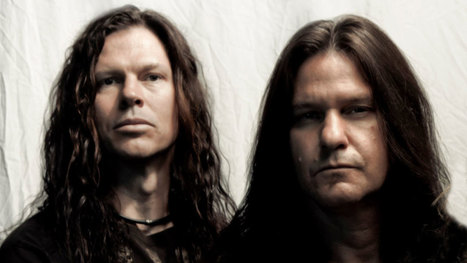 Former Megadeth duo on track with debut album | Metal News | Scoop.it
