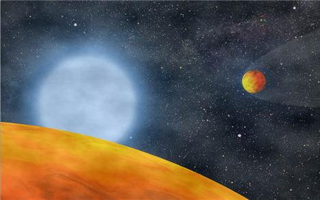 Découverte d'un système planétaire à 3900 années-lumière de la Terre | 21st Century Innovative Technologies and Developments as also discoveries, curiosity ( insolite)... | Scoop.it