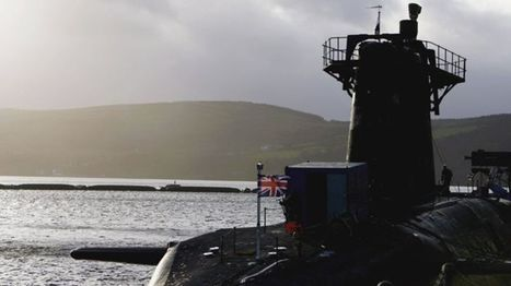 Scottish independence: Where might Trident go? - BBC News | My Scotland | Scoop.it