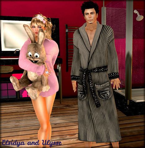 Freebies and cheapies in SL: Good night darling ! Bonne nuit chérie ! | Free Stuff in Second Life | Scoop.it