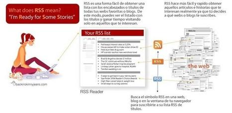 En la Web 2.0 - Agregadores RSS | Technology for education | Scoop.it