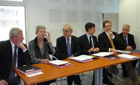 Santé : Le premier contrat local de santé aquitain signé à Mont-de-Marsan (40) - Aqui.fr   BIENVENUE EN AQUITAINE   Scoop.it