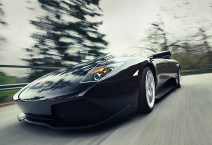 40 Beautiful Examples of Car Photography | Art, photography and painting | Scoop.it