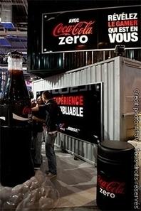 Coca-Cola Zero verse dans le jeu vidéo   Cours Marketing Opérationnel   Scoop.it