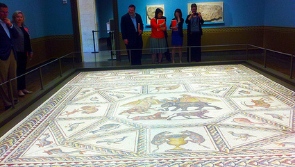 Marvelous Menagerie - a Roman Mosaic at the Columbus Museum of Art | Columbus Life | Scoop.it