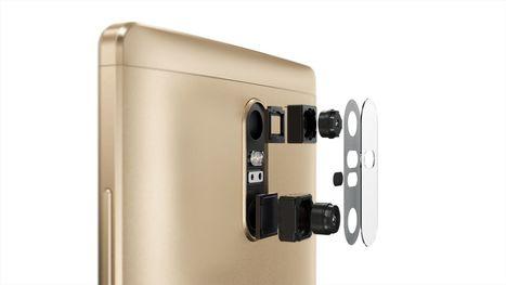 La numérisation 3D de Google dans le mobile Phab Pro 2, de Lenovo | Seniors | Scoop.it