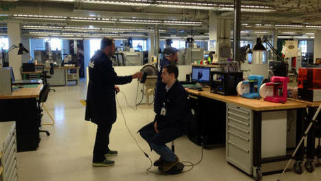 Fab Lab San Diego Relaunches in East Village - NBC 7 San Diego | Peer2Politics | Scoop.it