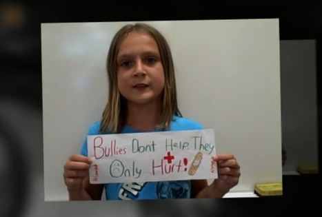 An Awesome Project by Bill Ferriter's Students! Check Out This Anti-Bullying PSA | Baker Tech | Scoop.it