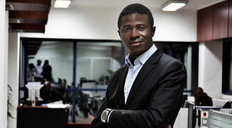 Ismael Nzouetom : futur magnat de l'Internet ? | Afrobiz : Show et Bizness panafricain | Scoop.it