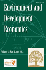 Cambridge Journals Online - Environment and Development Economics - Abstract - Problems of the commons: group behavior, cooperation and sanctioning in a two-harbor experiment | Commons | Scoop.it