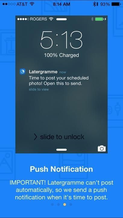 4 Instagram Tools for Scheduling Instagram Updates   MarketingHits   Scoop.it