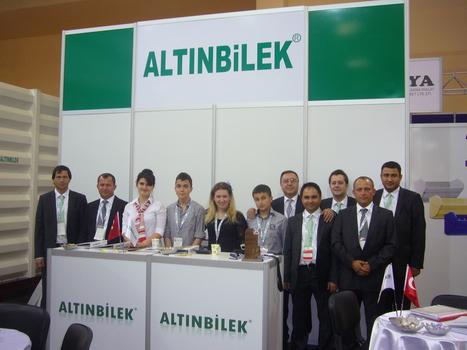 The ALTINBILEK Family at the Fair IDMA 2011 in İstanbul | Altınbilek | Scoop.it