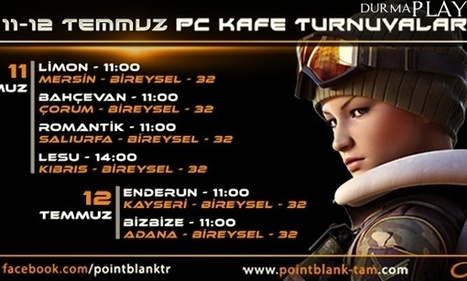 11-12 Temmuz Tarihlerinde Point Blank Oyuncular | Path of Exile | Scoop.it