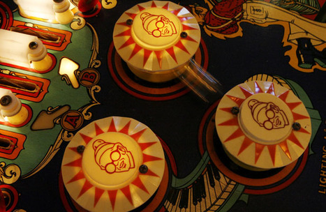 The Glory of the Pinball Machine | Technoculture | Scoop.it