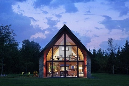 One of the Most Efficient Passive Houses in the World | sustainable architecture | Scoop.it