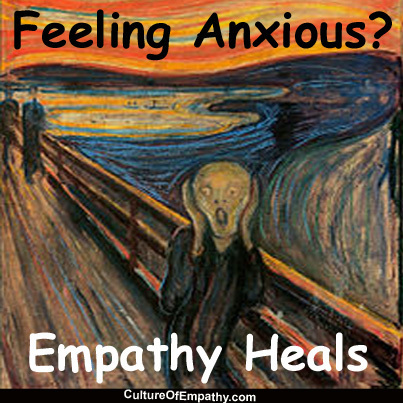 The Importance of Empathy in Decreasing Social Anxiety | Ways to improve coping skills. | Scoop.it