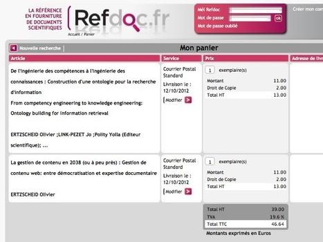 Chercheurs, le CNRS continue de vendre cher nos articles gratuits - Rue89 | Science ouverte - Open science | Scoop.it
